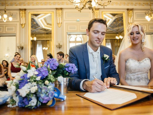 Le mariage de Jean-Huges et Inna à Annecy, Haute-Savoie 22