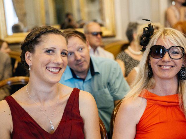 Le mariage de Jean-Huges et Inna à Annecy, Haute-Savoie 23