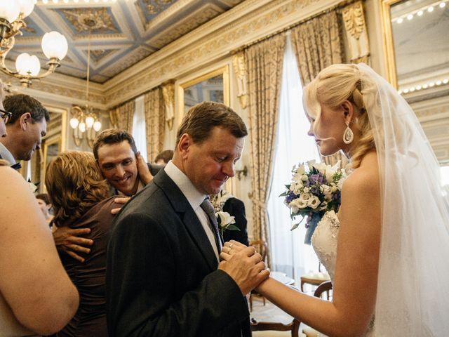 Le mariage de Jean-Huges et Inna à Annecy, Haute-Savoie 26