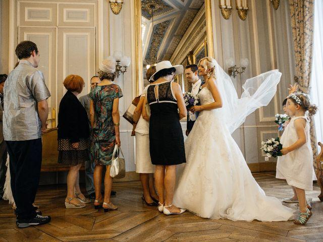 Le mariage de Jean-Huges et Inna à Annecy, Haute-Savoie 28