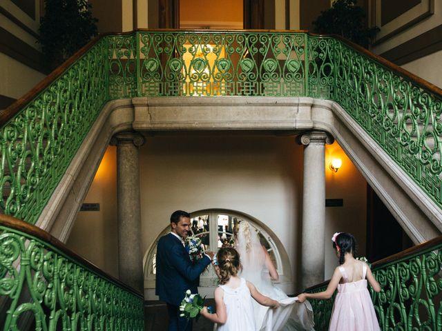 Le mariage de Jean-Huges et Inna à Annecy, Haute-Savoie 29