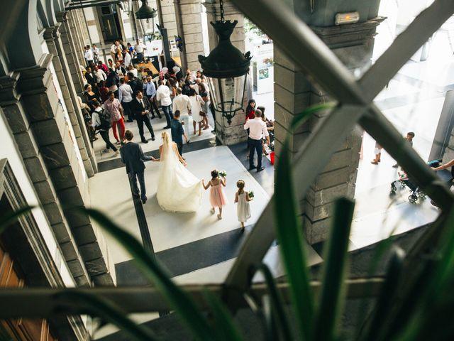 Le mariage de Jean-Huges et Inna à Annecy, Haute-Savoie 30