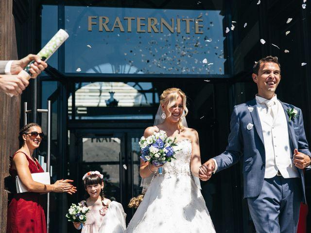 Le mariage de Jean-Huges et Inna à Annecy, Haute-Savoie 31