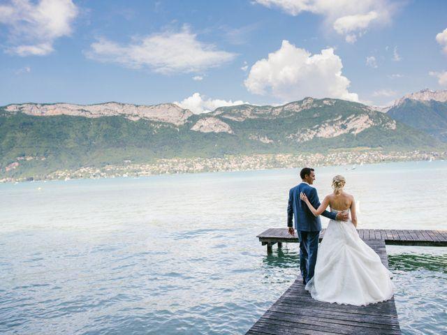 Le mariage de Jean-Huges et Inna à Annecy, Haute-Savoie 32