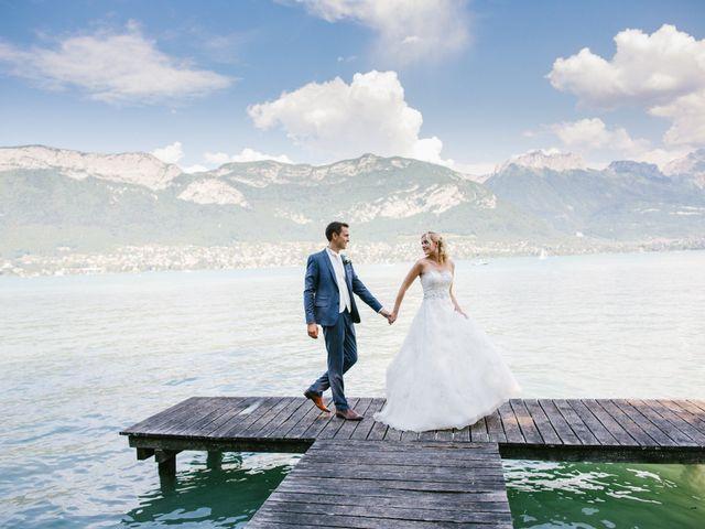 Le mariage de Jean-Huges et Inna à Annecy, Haute-Savoie 33