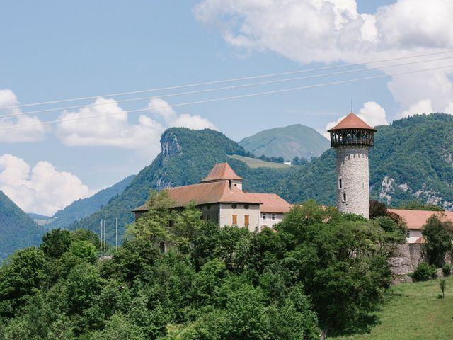 Le mariage de Jean-Huges et Inna à Annecy, Haute-Savoie 36