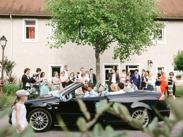 Le mariage de Jean-Huges et Inna à Annecy, Haute-Savoie 37
