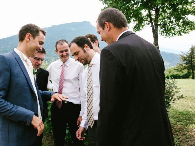 Le mariage de Jean-Huges et Inna à Annecy, Haute-Savoie 39