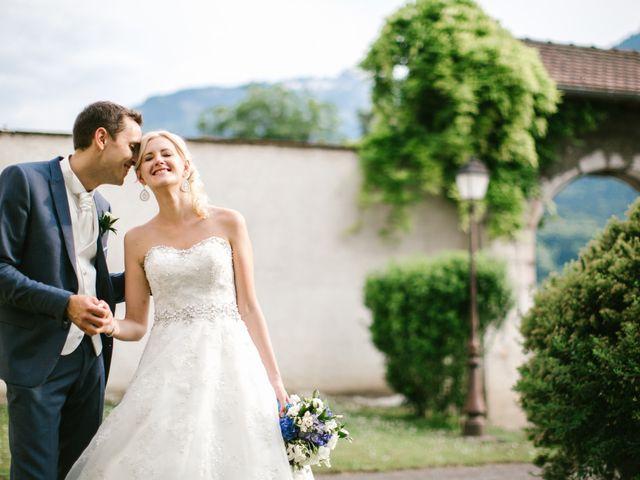 Le mariage de Jean-Huges et Inna à Annecy, Haute-Savoie 45