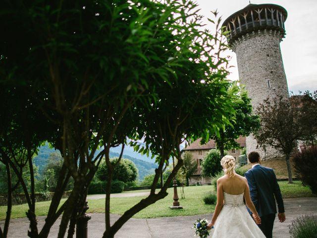 Le mariage de Jean-Huges et Inna à Annecy, Haute-Savoie 46