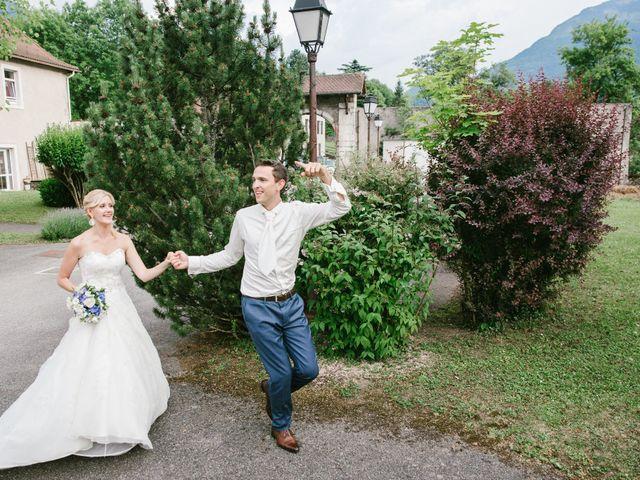 Le mariage de Jean-Huges et Inna à Annecy, Haute-Savoie 50