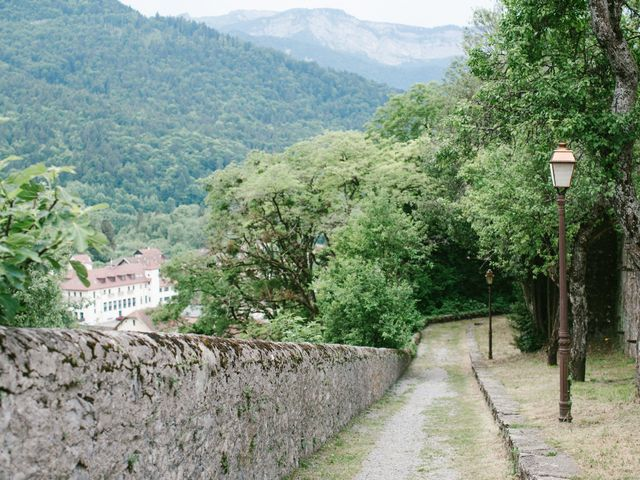 Le mariage de Jean-Huges et Inna à Annecy, Haute-Savoie 58
