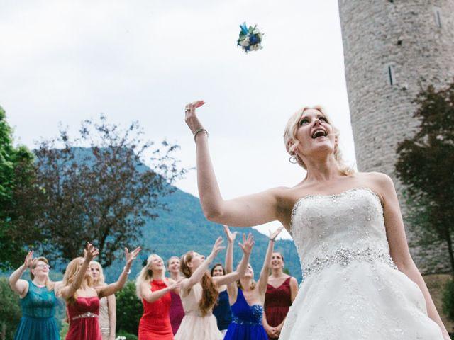 Le mariage de Jean-Huges et Inna à Annecy, Haute-Savoie 59