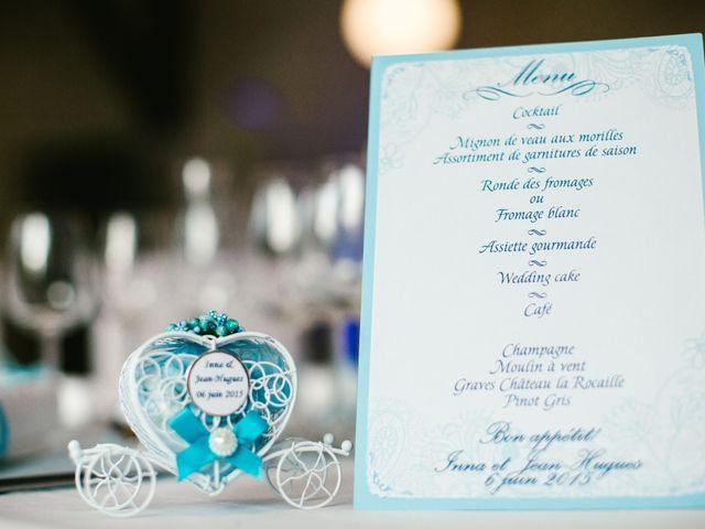 Le mariage de Jean-Huges et Inna à Annecy, Haute-Savoie 64