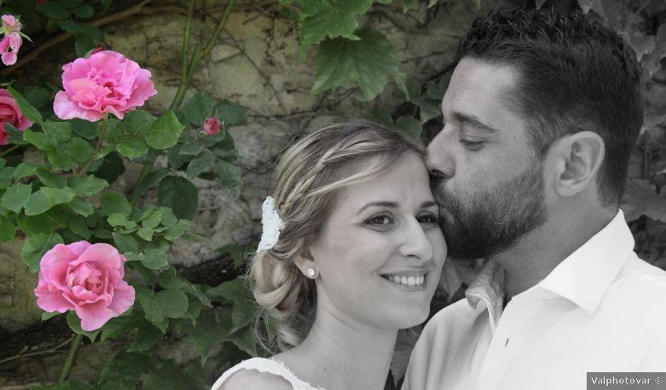Le mariage de Anthony et Marie à Carnoux-en-Provence, Bouches-du-Rhône