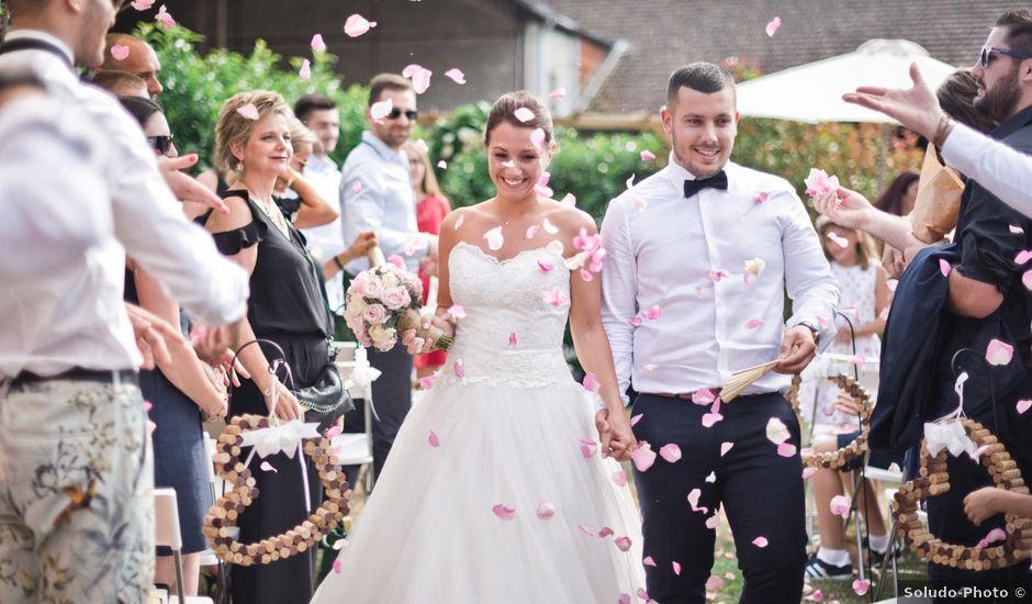 Le mariage de Lucien et Coralie à Witry-lès-Reims, Marne