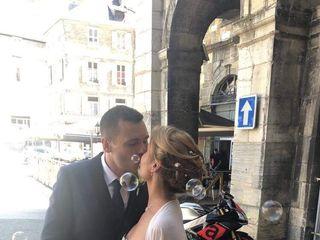 Le mariage de Sandrine et Ludovic 1