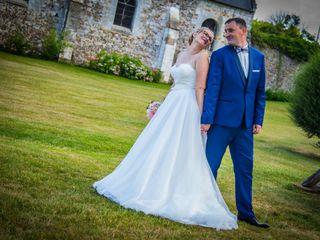 Le mariage de Géraldine et Benjamin