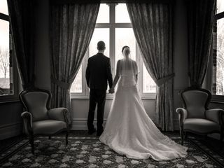 Le mariage de Sophie et Geoffrey 1