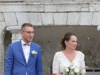 Le mariage de Angèle et Adrien