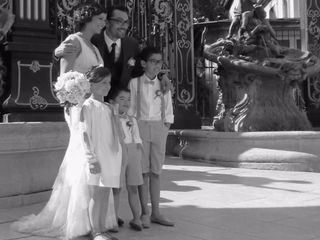Le mariage de Sara et Stefan