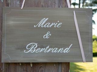 Le mariage de Marie et Bertrand 1