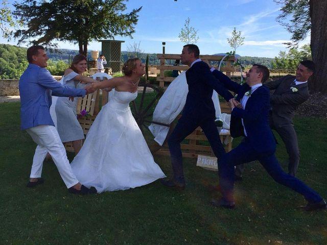 Le mariage de Sandrine et Ludovic