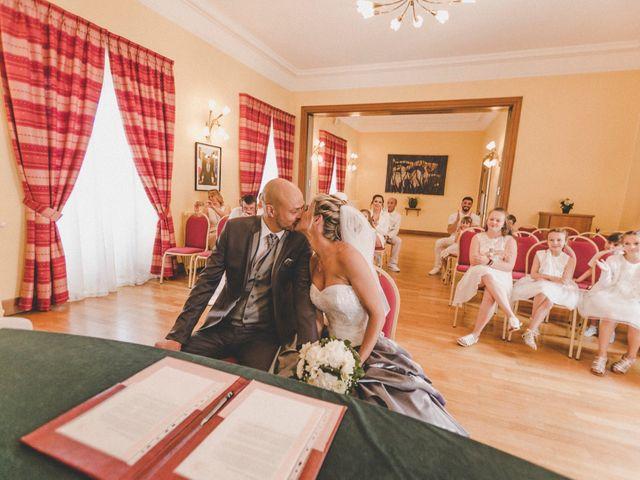 Le mariage de Loic et Carine à Clermont-Ferrand, Puy-de-Dôme 9