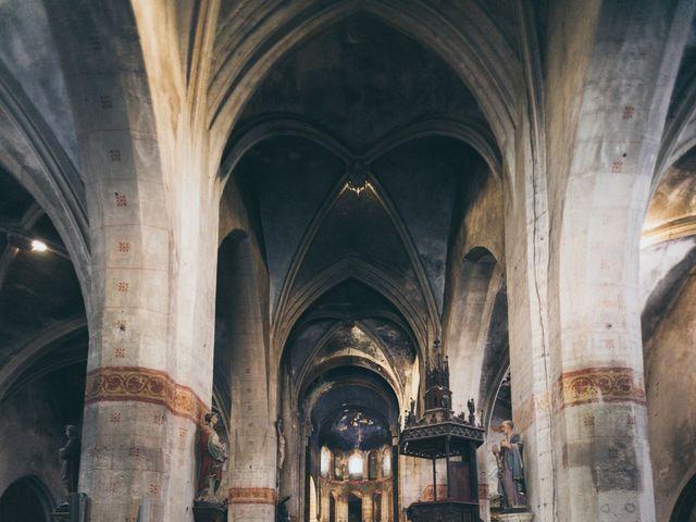 Le mariage de Loic et Carine à Clermont-Ferrand, Puy-de-Dôme 31