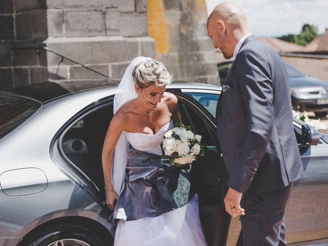 Le mariage de Loic et Carine à Clermont-Ferrand, Puy-de-Dôme 43