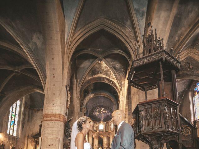 Le mariage de Loic et Carine à Clermont-Ferrand, Puy-de-Dôme 59