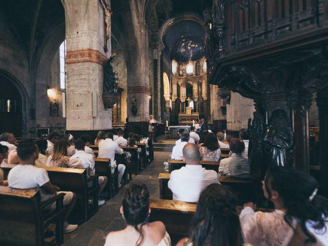 Le mariage de Loic et Carine à Clermont-Ferrand, Puy-de-Dôme 67