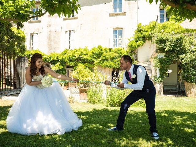 Le mariage de Jérémie et Alexandra à Lunel, Hérault 5