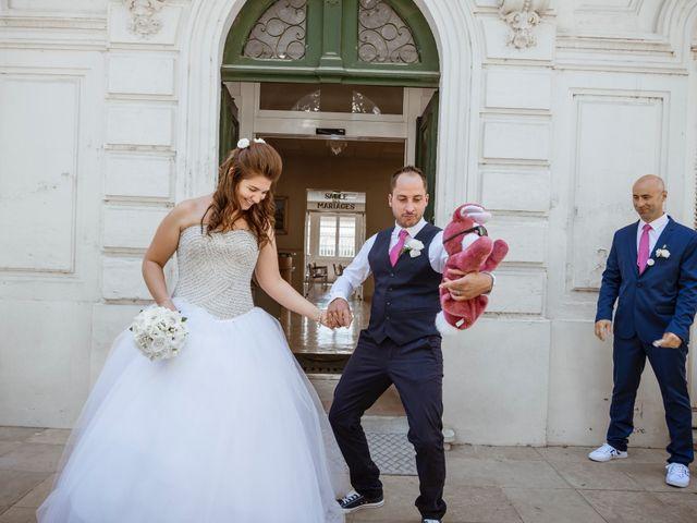Le mariage de Jérémie et Alexandra à Lunel, Hérault 12