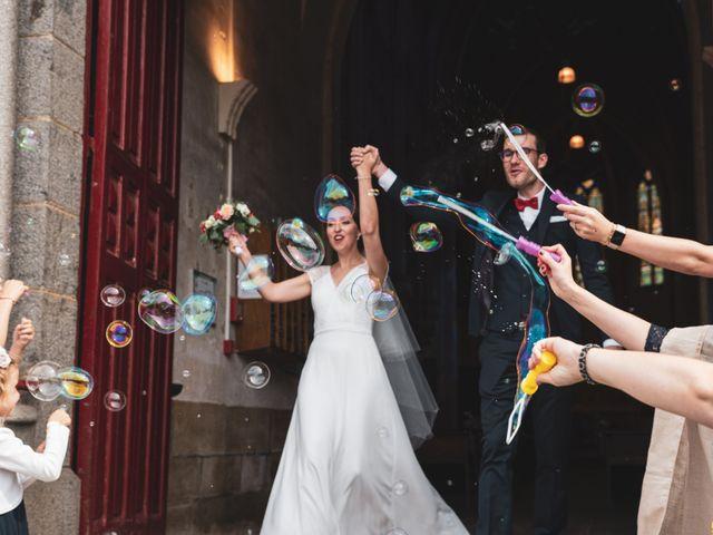 Le mariage de Pierre-Alexis et Lauraine à Rennes, Ille et Vilaine 32