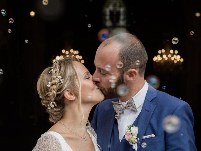 Le mariage de Matthieu et Amanda à Les Molières, Essonne 9