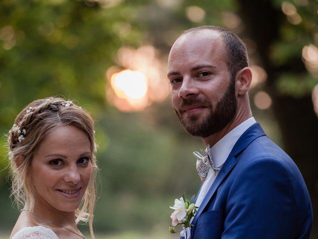 Le mariage de Matthieu et Amanda à Les Molières, Essonne 10