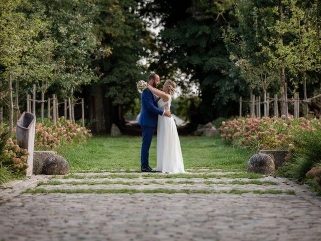 Le mariage de Matthieu et Amanda à Les Molières, Essonne 1