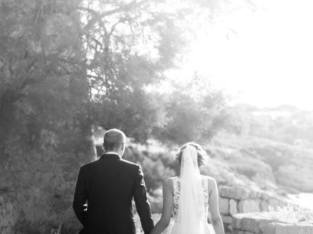 Le mariage de Andrea et Alice à Lumio, Corse 3