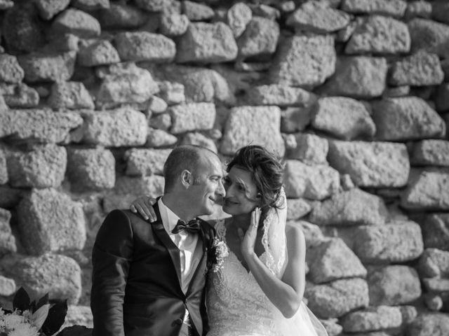Le mariage de Andrea et Alice à Lumio, Corse 4