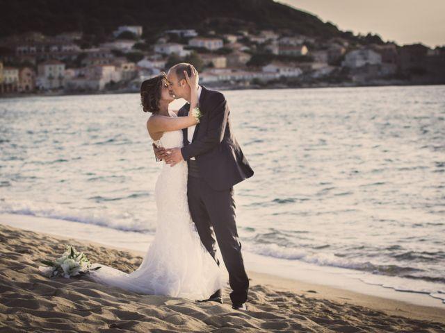 Le mariage de Alice et Andrea