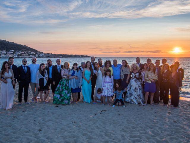 Le mariage de Andrea et Alice à Lumio, Corse 12