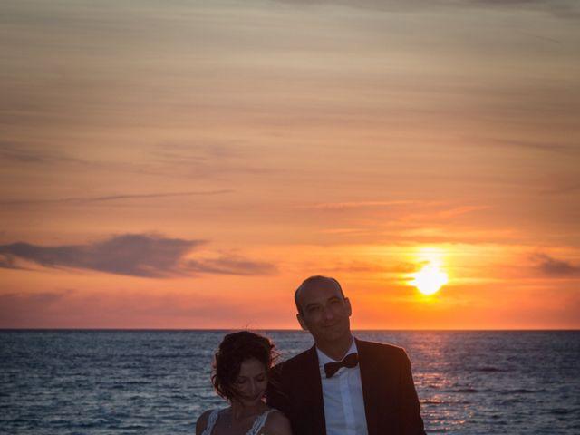 Le mariage de Andrea et Alice à Lumio, Corse 16