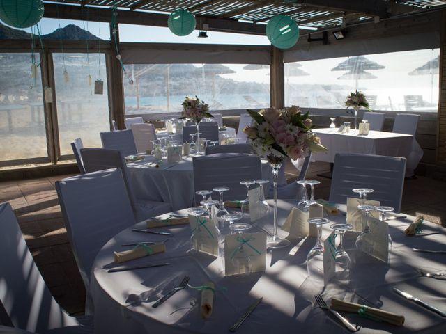 Le mariage de Andrea et Alice à Lumio, Corse 23