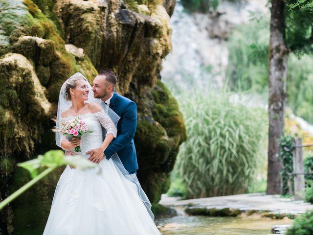 Le mariage de Caroline et Denis