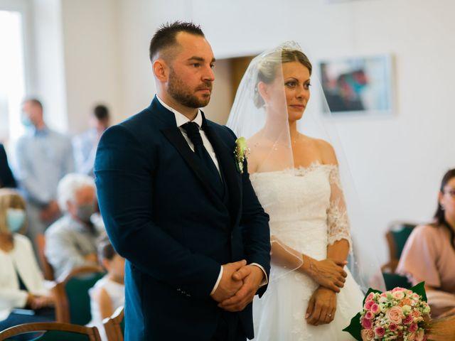 Le mariage de Denis et Caroline à Seyssins, Isère 12