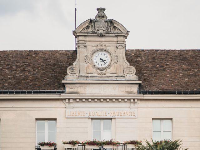 Le mariage de Vincent et Valérie à Pontoise, Val-d'Oise 2