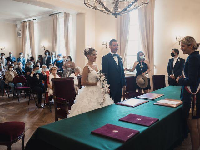 Le mariage de Vincent et Valérie à Pontoise, Val-d'Oise 11