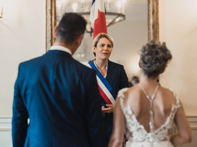 Le mariage de Vincent et Valérie à Pontoise, Val-d'Oise 12