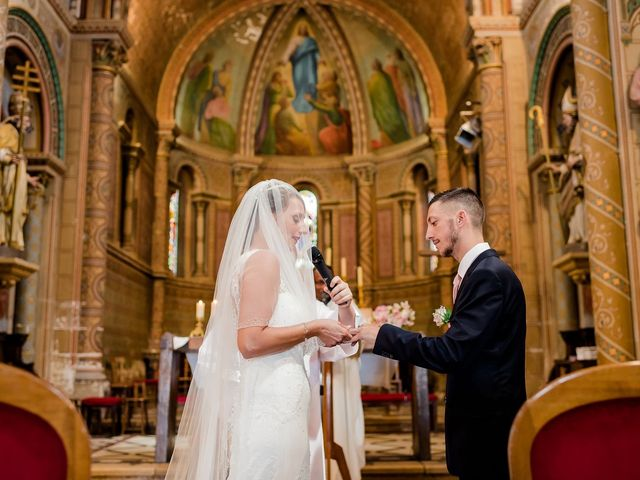 Le mariage de Julien et Laura à Bordeaux, Gironde 89